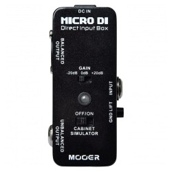 MICRO DI Direct input box