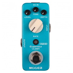 MOOER EFFECTS ENSEMBLE QUEEN Chorus de bajo