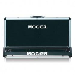 MOOER EFFECTS TF16H Pedalera con hard case