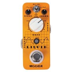 MOOER EFFECTS LIQUID Color Pedal