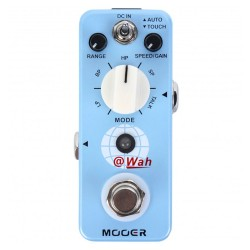 MOOER EFFECTS @WAH Digital auto wah