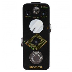 MOOER EFFECTS ECHOVERB...