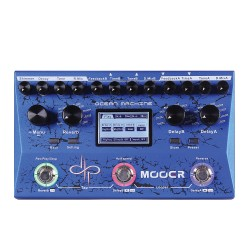 MOOER EFFECTS OCEAN MACHINE DEVIN TOWNSEND Signature pedal dual