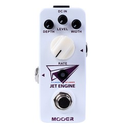 MOOER EFFECTS JET ENGINE Digital flanger