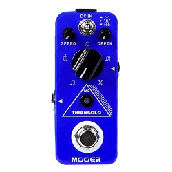 MOOER EFFECTS TRIANGOLO Digital tremolo