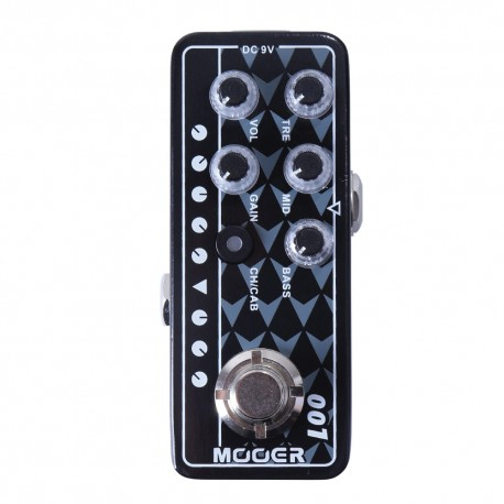 MOOER EFFECTS MICRO PREAMP 001 Gas station