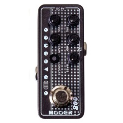 MOOER EFFECTS MICRO PREAMP...