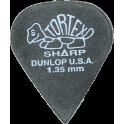 PACK DE 12 UNIDADES TORTEX / SHARP - 1,35MM (DUNLOP)