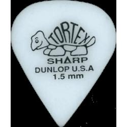 PACK DE 12 UNIDADES TORTEX / SHARP - 1,50MM (DUNLOP)