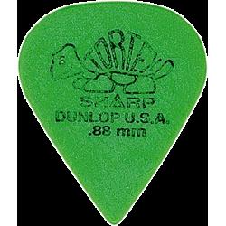 PACK DE 12 UNIDADES TORTEX / SHARP - 0,88MM (DUNLOP)