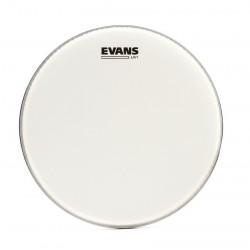 "PARCHE TOM EVANS 10"" UV1 - Cured Coated (EVANS)"