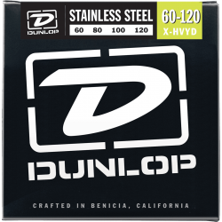 DUNLOP JUEGO BAJO ELEC. STAINLESS STEEL DROP Stainless Steel