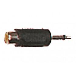 Adaptador de RCA hembra a 2 salidas 1/8 mono macho (YELLOW CABLES)
