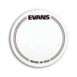 PAD IMPACTO PARA BOMBO SIMPLE EVANS EQ PATCH Trans (EVANS)