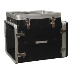 "RACK FLIGHT 19"" / 10 x 8 UNIIDADES - COMBO (GATOR)"