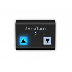 Cambiador de página Bluetooth para iPhone, iPad, Mac y Android (IKMULTIMEDIA)