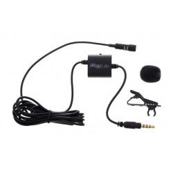 Micrófono de Lavalier móvil para iOS/Android. Incluye 2 Un.iRig Mic Lav (IKMULTIMEDIA)