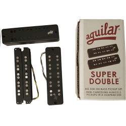 SET SUPER doble 5 CUERDAS FORMAT D4 (AGUILAR)
