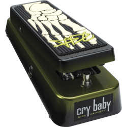 DUNLOP FX CRYBABY® KIRK HAMMET SIGNATURE WAH Crybaby