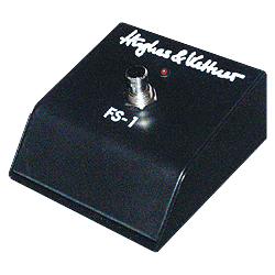 pulsador SIMPLE SWITCH (HUGHES & KETTNER)