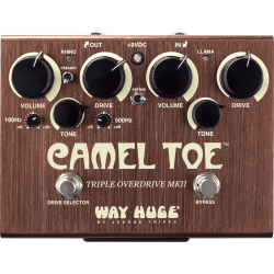 PEDAL OVERDRIVE TRIPLE CAMEL TOE MKII (DUNLOP)
