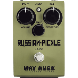 PEDAL FUZZ RUSSINA PICKLE (DUNLOP)