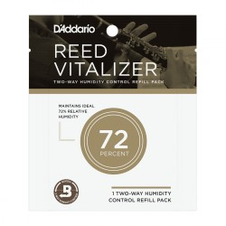 REEDVITALIZER 73% HUMIDIFICADOR 1 Un. (D'ADDARIO WOODWINDS)