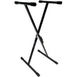 Soporte negro para teclado (RTX)
