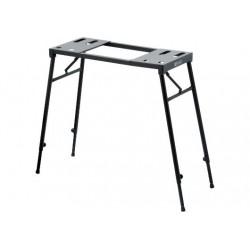 Mesa/escritorio para teclado. Color negro (RTX)