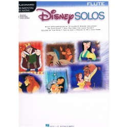 Disney Disney Solos (Clarinete/Saxo Tenor) +CD