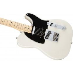 Fender Deluxe Nashville Telecaster RW Fiesta Red