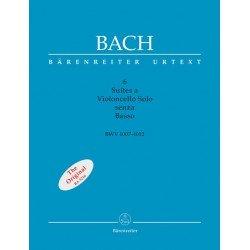 Bach,J.S. Seis suites para...