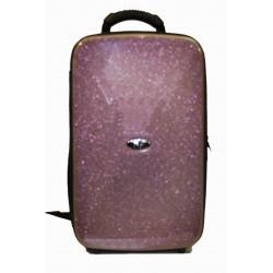ESTUCHE BAGS 2 CLARINETES SIb/LA FUCSIA