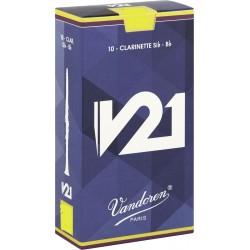 CAÑAS VANDOREN CLARINETE V-21 3 1/2+