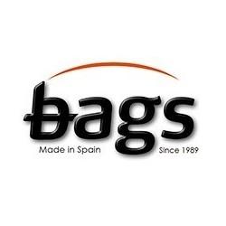 ESTUCHE BAGS 2 TROMBONES TENOR+ALTO METALIC ROJO