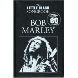 The Little Black Songbook. Bob Marley. Letras y Acordes
