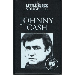 The Little Black Songbook. Johnny Cash. Letras y Acordes