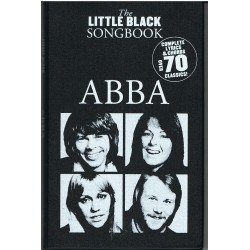 The Little Black Songbook. Abba. Letras y Acordes