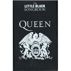 The Little Black Songbook. Queen. Letras y Acordes