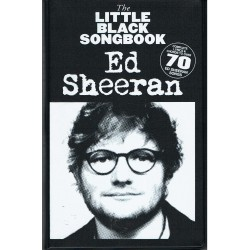 The Little Black Songbook. Ed Sheeran. Letras y Acordes