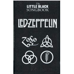 The Little Black Songbook. Led Zeppelin. Letras y Acordes