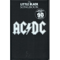 The Little Black Songbook. AC/DC. Letras y Acordes