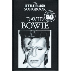 The Little Black Songbook. David Bowie. Letras y Acordes