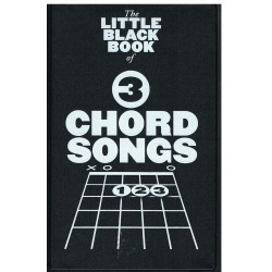 The Little Black Songbook. 3 Chord Songs. Letras y Acordes