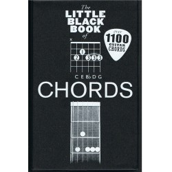 The Little Black Songbook. Chords. 1100 Acordes para Guitarra