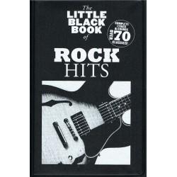 The Little Black Songbook. Rock Hits. Letras y Acordes