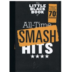 The Little Black Songbook. All Time Smash Hits. Letras y Acordes