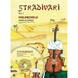 Stradivari violonchelo, Vol. 1