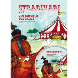 Stradivari violoncel, Vol. 2