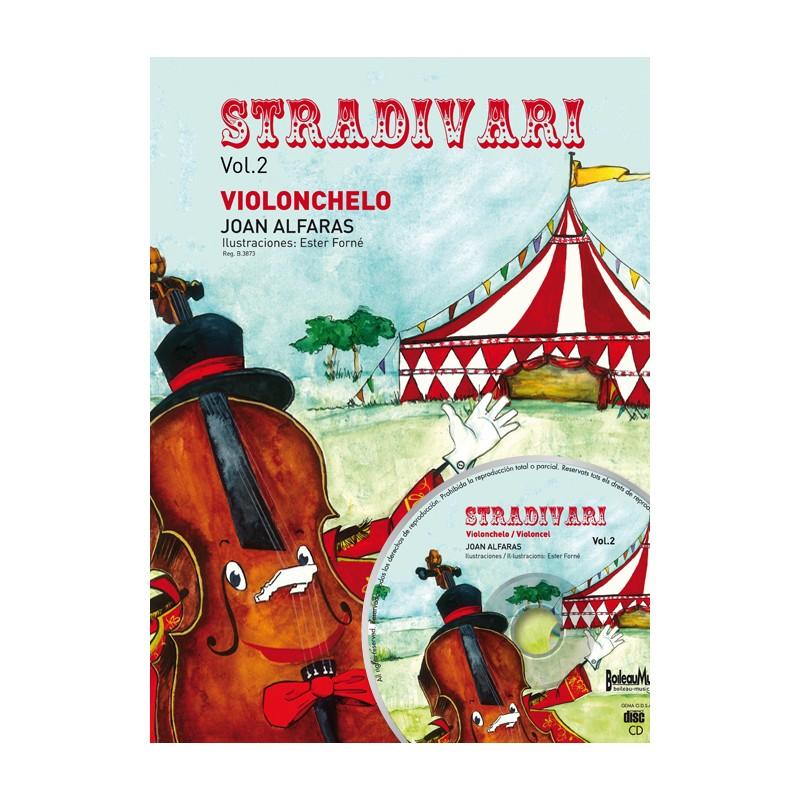 Stradivari violoncel, Vol. 2